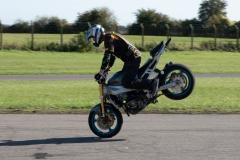 Stunt show AGM 2018